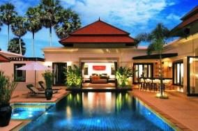 Pool view villa for sale