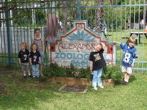 Зоопарк в Александрии
