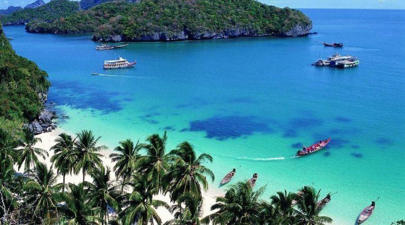 Таиланд в январе