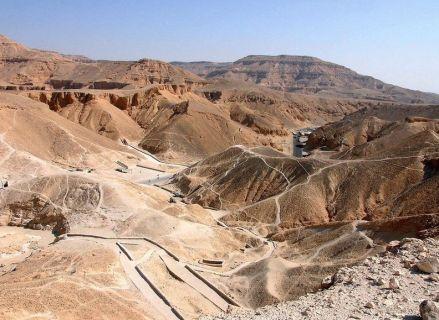 Долина Фараонов