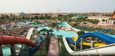 Jungle Aqua Park 4 (аквапарк)