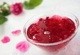 Варенье из лепестков роз (Турция)