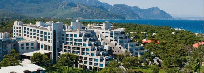 RIXOS HOTEL SUNGATE - Турция