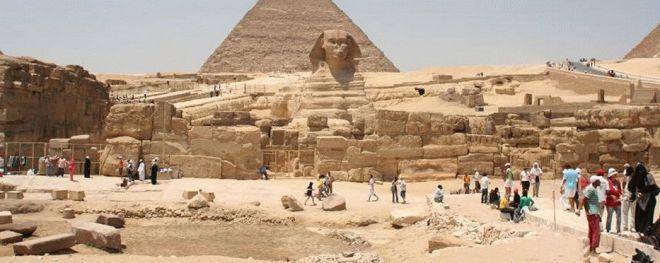 Египет - пирамиди