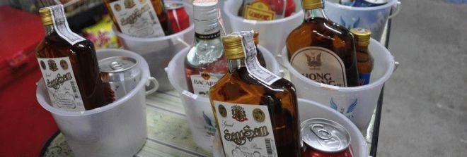 Таиланд алкоголь