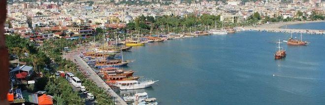 Экскурсии в Турции - Алания