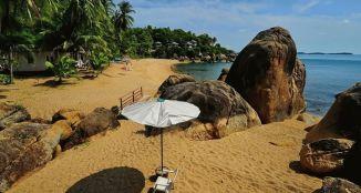 Пляж Корал Ков (Самуи)
