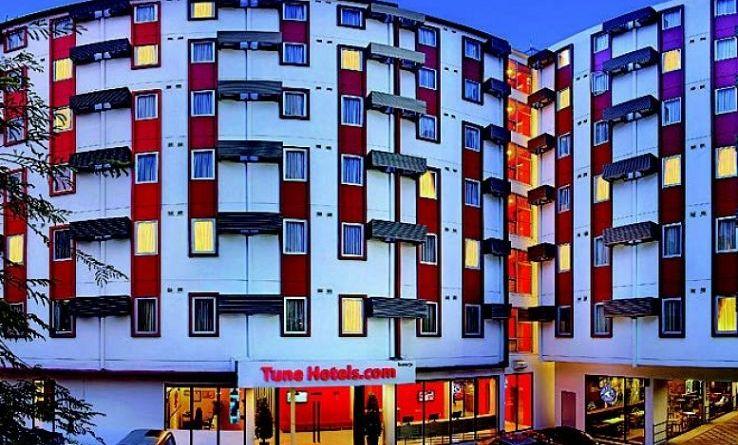 Tune Hotel 3 звезды