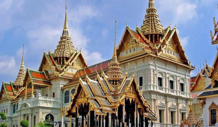 Королевский дворец (Пхра Маха Баром Ратха)2