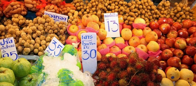 Сколько стоит еда на пхукете