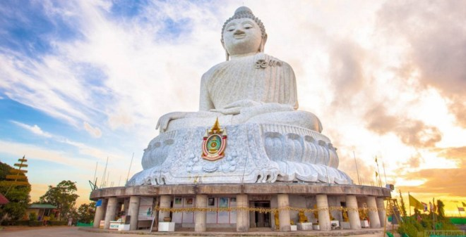 Храм Большого Будды на пхукете