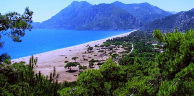 Отдых в Турции в сентябре на пляже