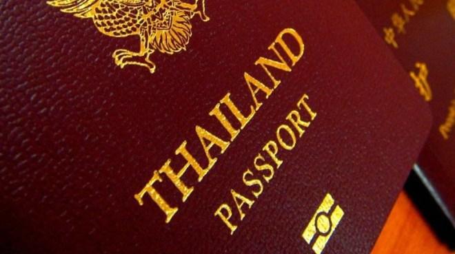 гражданство в Тайланде