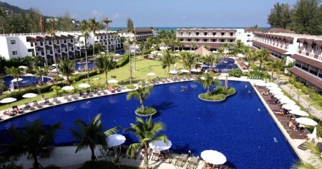 Камала Бич Резорт. (A Sunprime Resort)