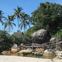 парк Тхан Садет - Kho Phangan