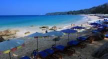 пляж сурин фото