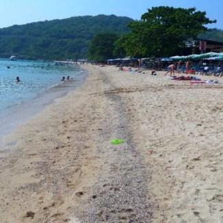Остров Ко Лан - пляж Нуал