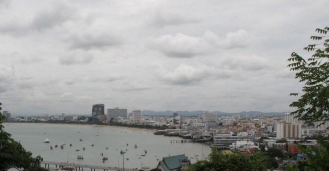 Погода в Паттайе по месяцам - сезон дождей