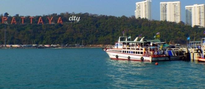 Паттайя таиланд остров ко лан
