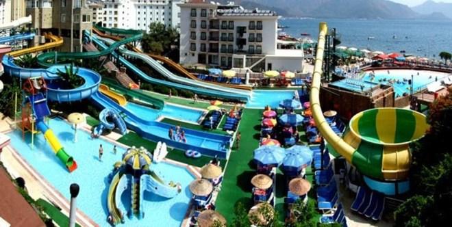 Аквапарк «Flipper» Тунис