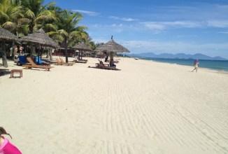 Cua Dai - пляж