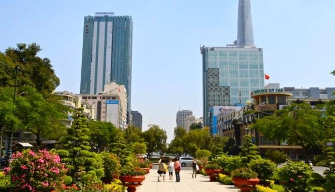 Хошимин - Вьетнам