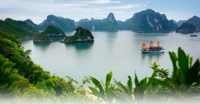 Какое море омивает берега Вьетнама