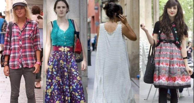 Одежда из Испании