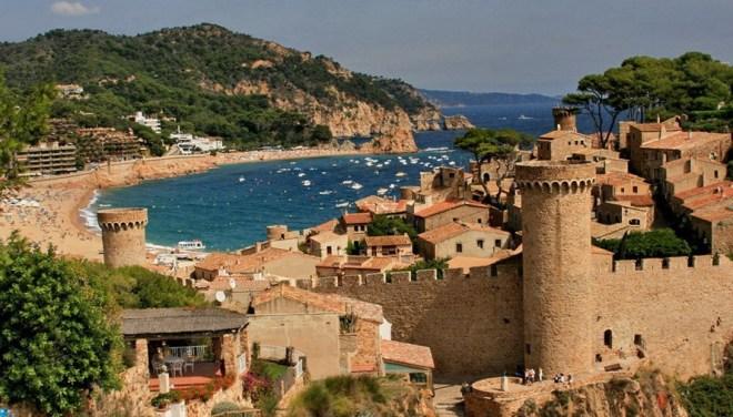 Лучшие пляжи Испании - Коста Брава