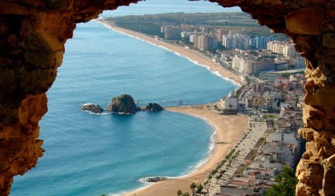 Лучшие пляжи Испании - Коста Дорада