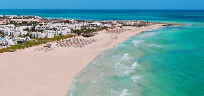 Пляжи Туниса - остров Джерба