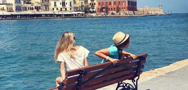 Молодежные курорты Греции - где отдохнуть