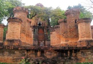 Нячанг - Чамские башни