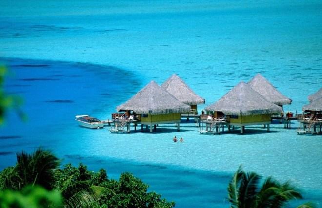 Прозрачное море Республики Доминикана