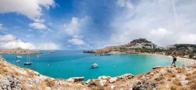 Средиземное море Греции
