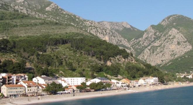Курорт Сутоморе в Черногории