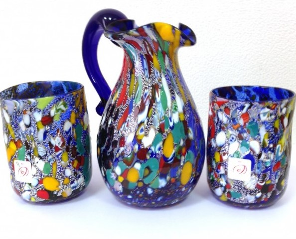 Муранское стекло из Италии