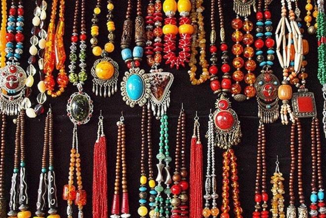Ювелирные изделия в Тунисе