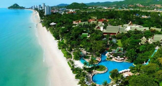 Курорт Хуа-Хин