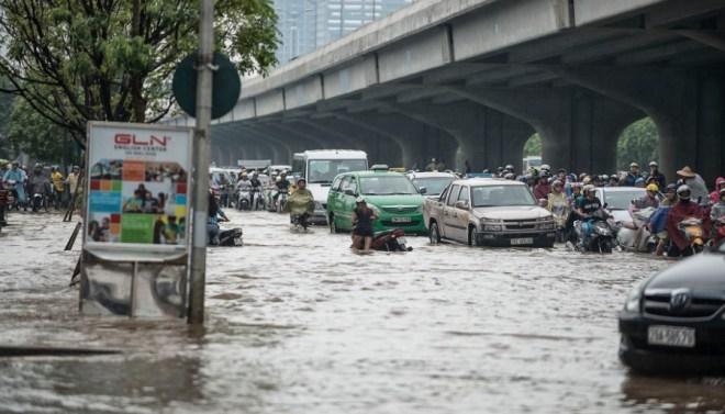 дожди во Вьетнаме