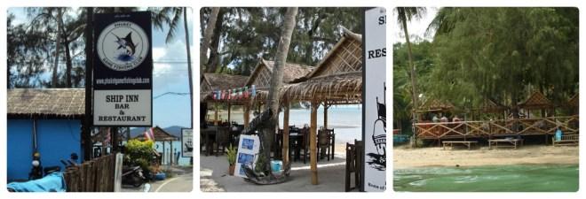 Ресторан The Ship Inn