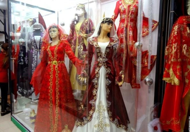 национальный костюм турции
