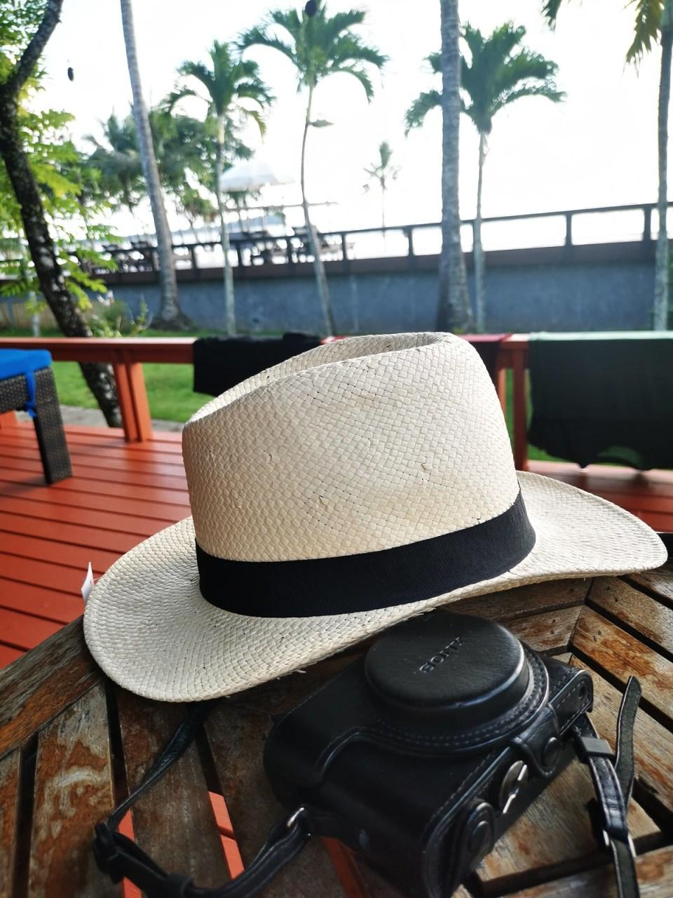 My hat, Koh Klang