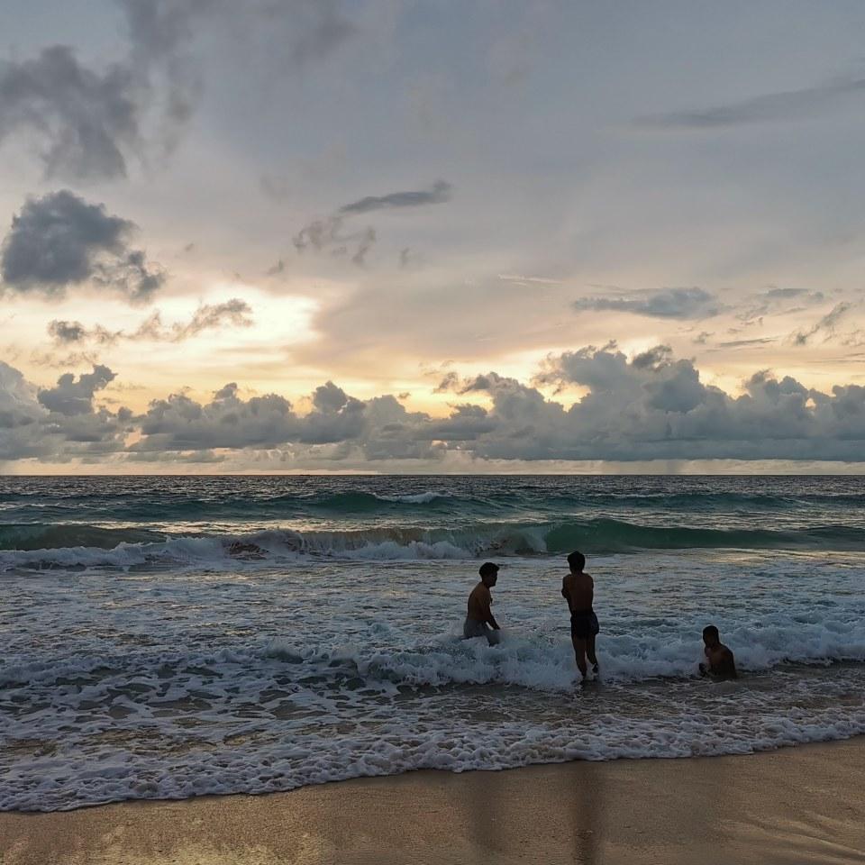 Surin Beach Phuket Thailand
