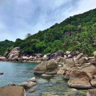 770 - Koh Tao allgemein - Hin Wong Bay 2