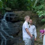 Thailand Weddings Planners and Packages of Phuket Phuket Waterfall Wedding Thailand 101