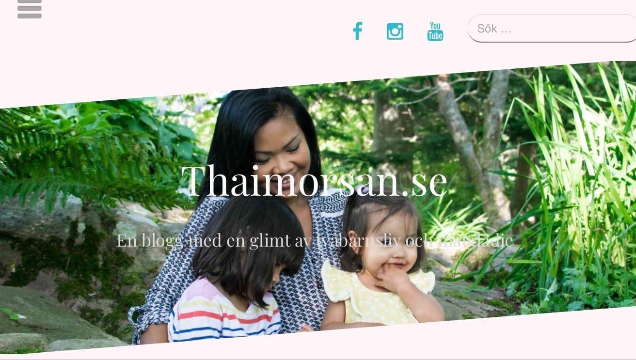 Ny bloggdesign!
