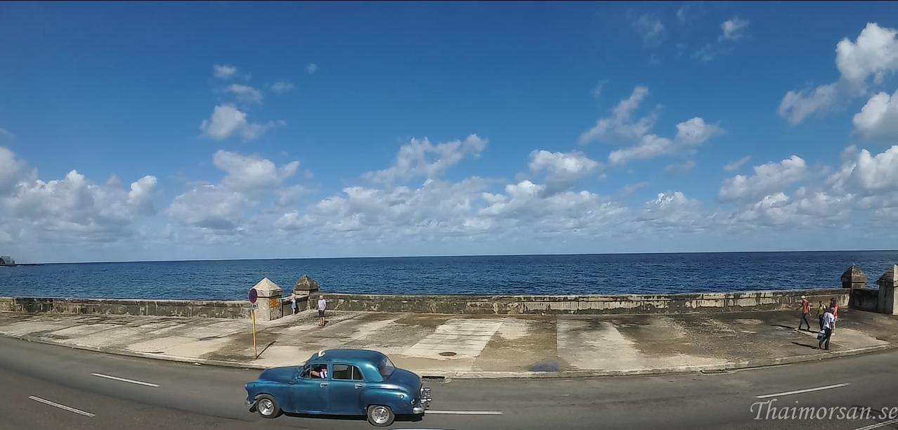 Vår resa i Kuba