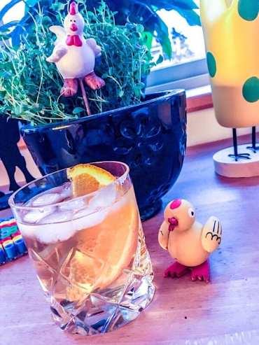 Cocktail: John Holms