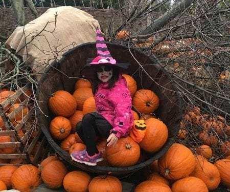Halloween på Liseberg 2018